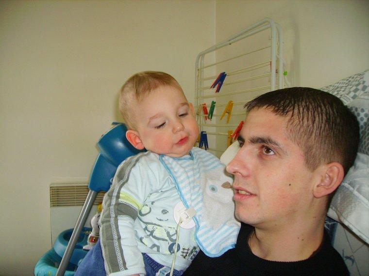 Mon neveu et moi