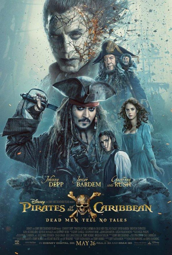 Le dernier Pirate des Caraïbes