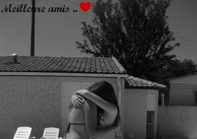 ~ Le jour ou je les vu.. je croyait que cétait une fille comme les autres mais petit a petit jai appris a la connaitre et maintenant nous sommes meilleure amies ; et rien ne pourra gachez notre amititer je ne veut méme pas penser un jour quon puissent nous séparer ~ ! ♥