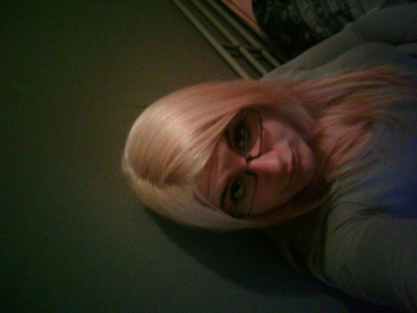 Moi blonde ;)