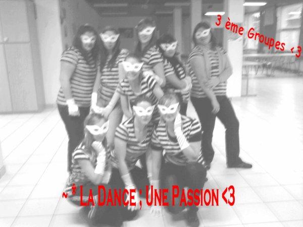 """~ """" * LA DANCE ; MA PASSiiON <3"""