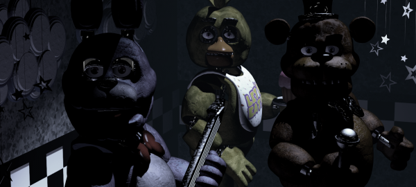 Five Night's at Freddy's (WAS Version) - Part 1
