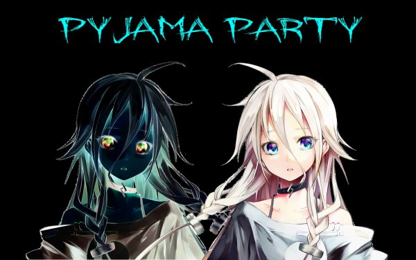 Pyjama Party - Activity 1