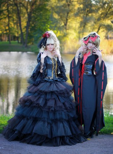 Vintage Clothing Love In Gothic Victorian Style Marylinbaker 39 S Blog