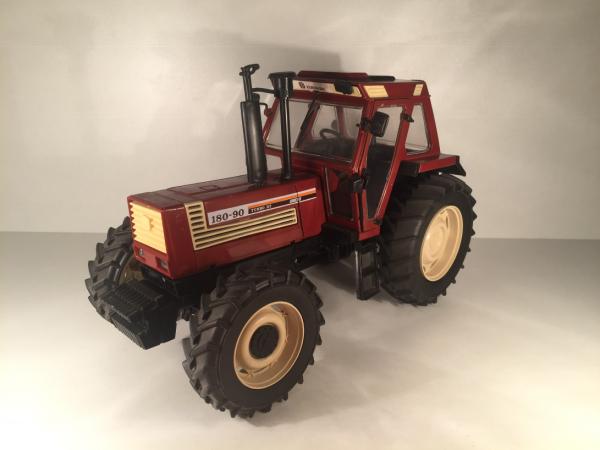 quelques tracteurs Fiat