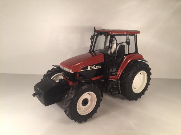 quelques tracteurs New holland