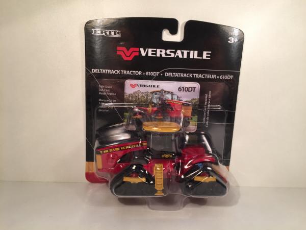 tracteur Versatile 610 à chenilles ERTL 1/64