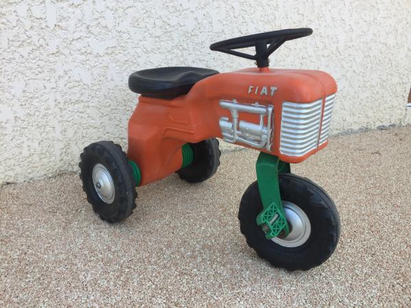tracteur à pédales Fiat 25R