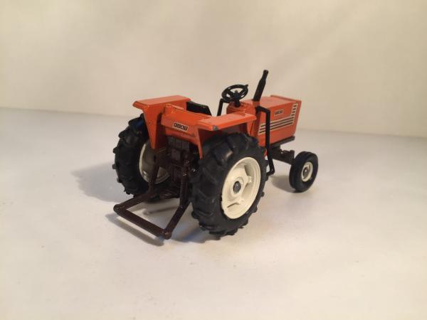 tracteur Fiat 780 forma-plast 1/43