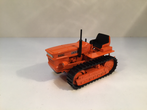 tracteur FIAT 555C Artisanal 1/32