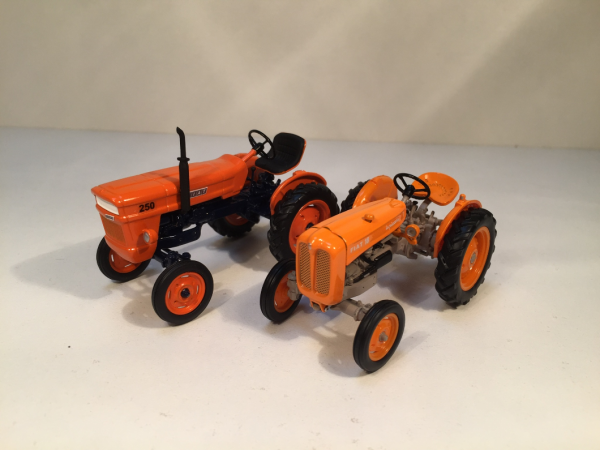 tracteur FIAT 250 Artisanal 1/32