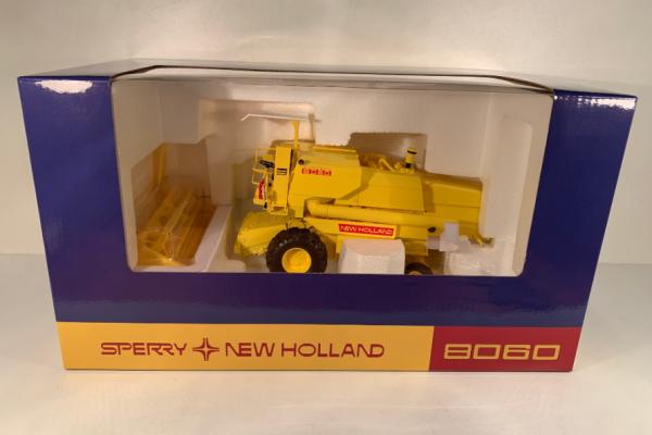 moissonneuse New Holland 8060 Replicagri 1/32