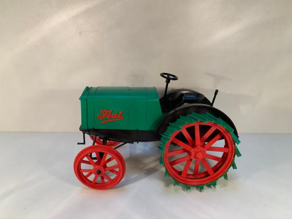 tracteur Fiat 702 1/12 Moplas 50eme anniversaire