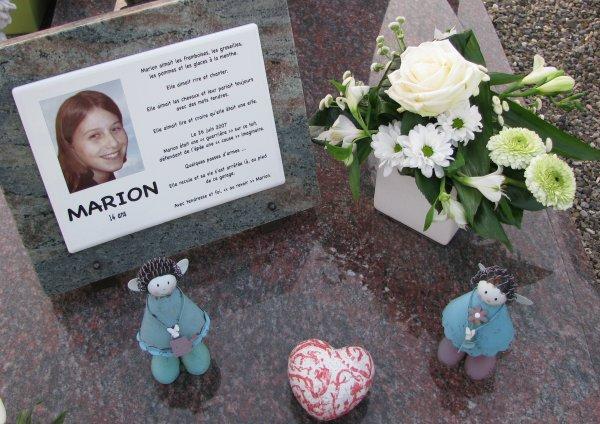 ANNIV de Marion 21 ans ...