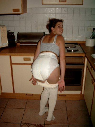 Regarde ma couche je vais encore la gardé un bon moment pour cuisiner je vais me laissé aller dedans aussi :)