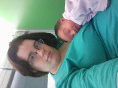 des tof de ma fille e moi