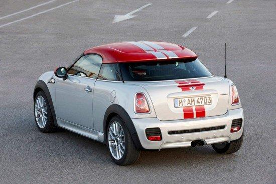 mini couper new2012