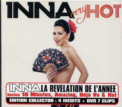 "L'album de Inna ""very hot"""