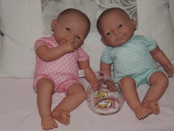 Lily et Loulou