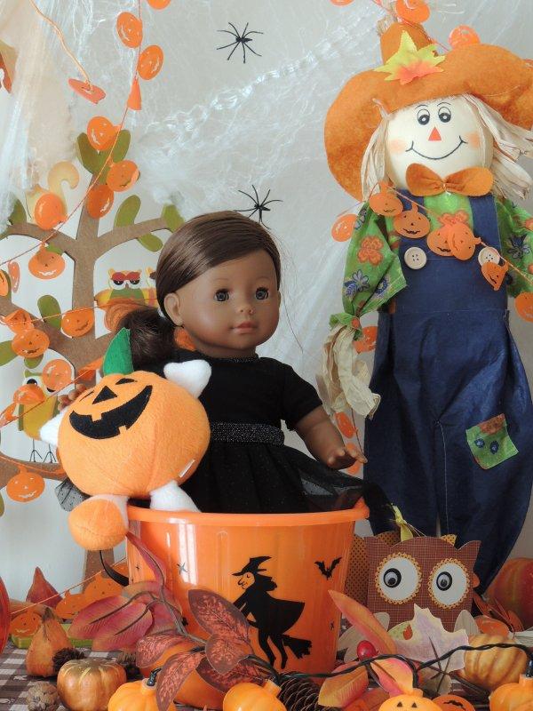 C'était le jour d'Halloween  (1)