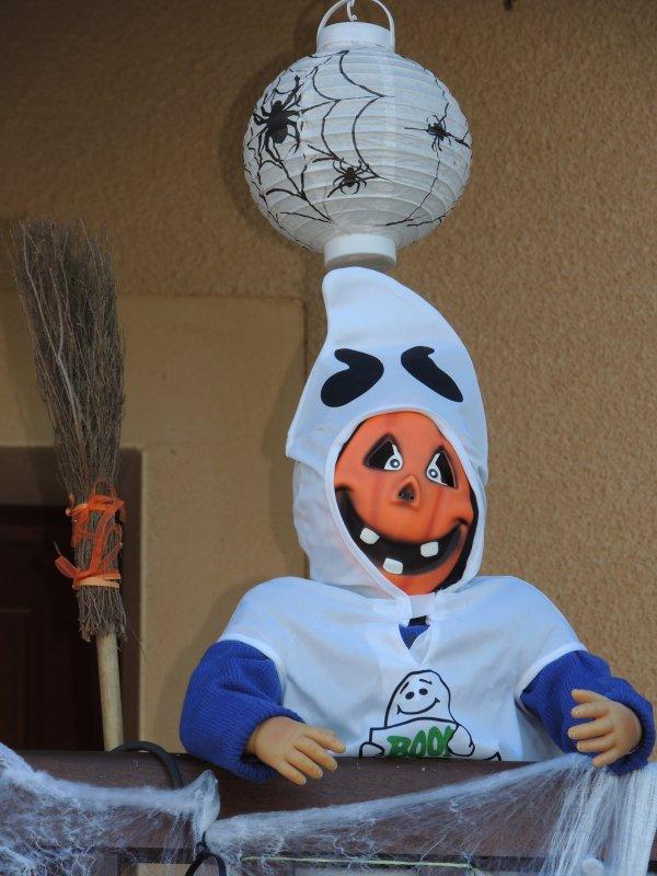 C'était le jour d'halloween (2)