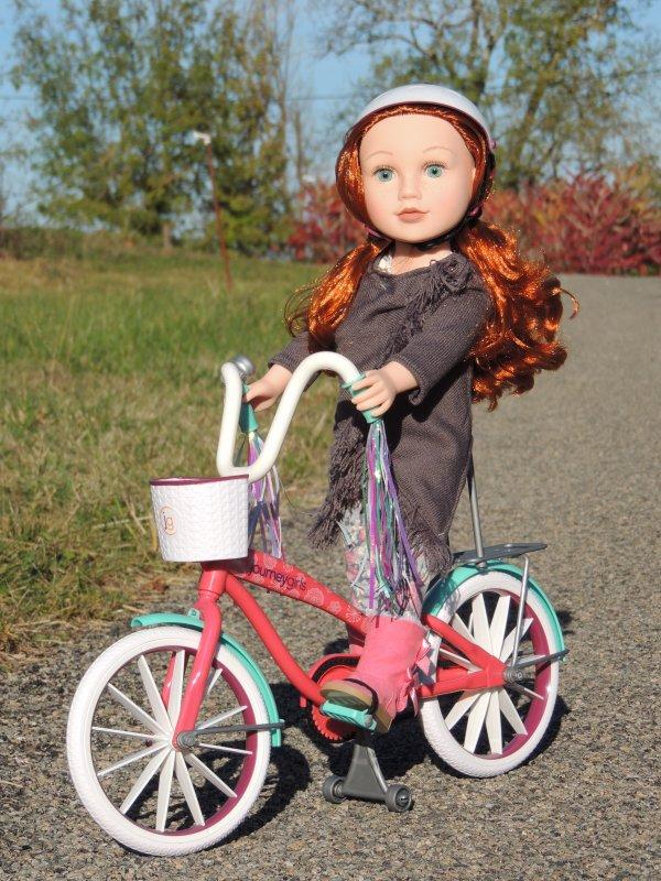 Promenade à vélo ....