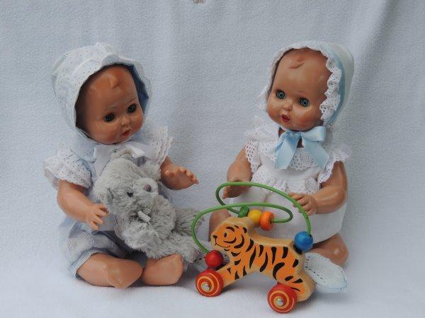 Les bébés Juanin ....