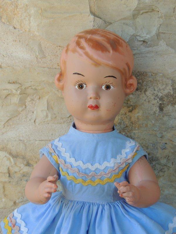 Mademoiselle Lili ...