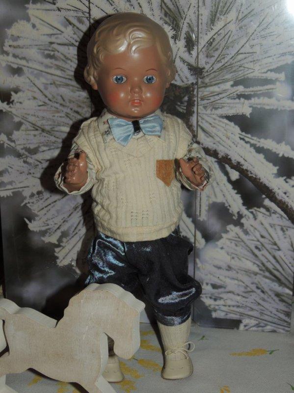 En écho à jolie-poupée