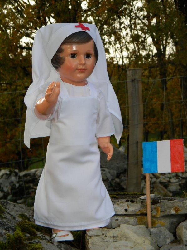 En écho à Galanthe et poupéesdemy