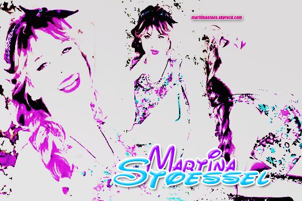 Bienvenue sur mon blog sur la talentueuse Martina Stoessel