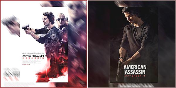 . Découvrez sans plus attendre les premiers stills du film « American Assassin » ! .