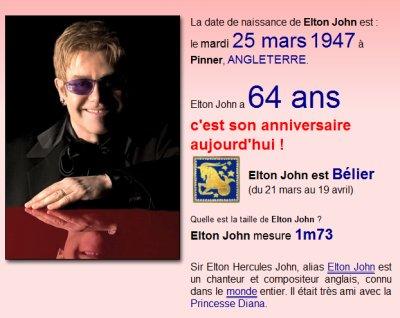 64 ans !!