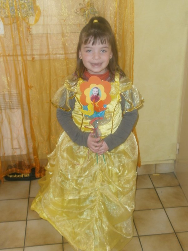 princesse belle et princesse blanche neige