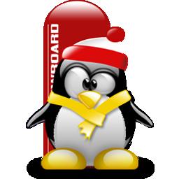 Linux au ski