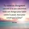 Le secret du changement