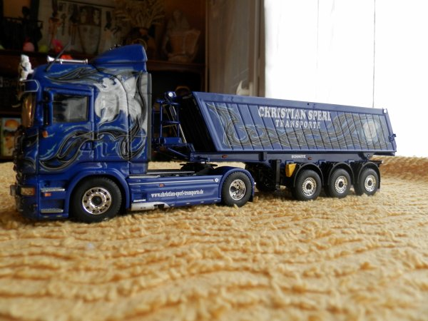 SCANIA CHRISTIAN SPERL