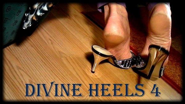 Divine heels 4