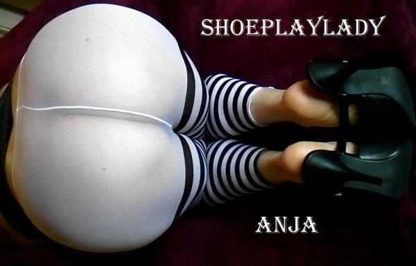 BBM Shoeplaylady Anja