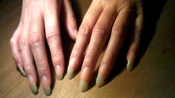 long nails gf
