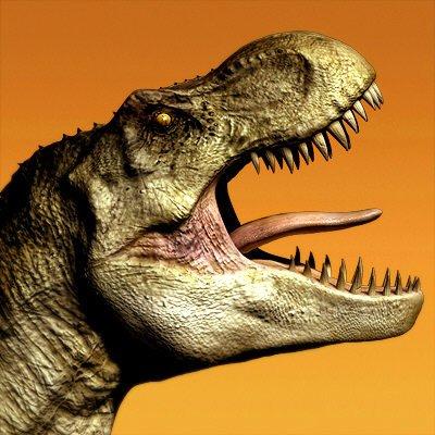 Le rêve du T-rex de Dale-Yan
