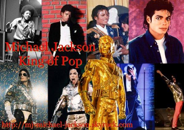 Bienvenue sur Mj-Michael-Jackson