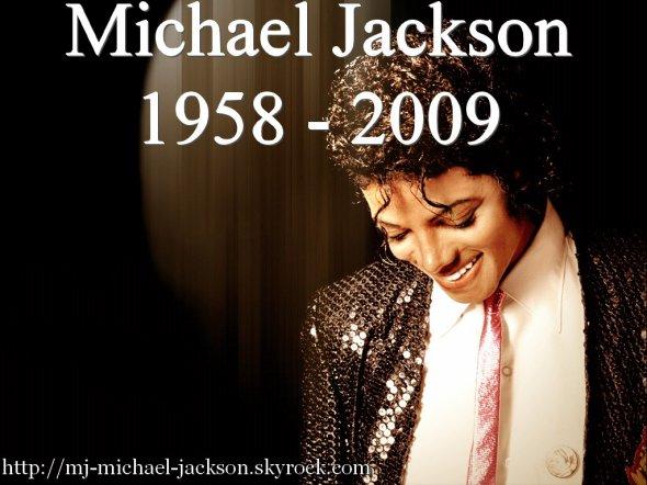 Michael Jackson : 25 juin 2009