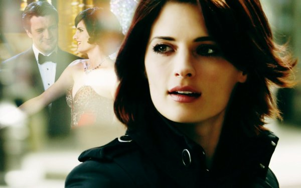 Kate Beckett alias Stana Katic <3
