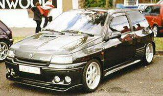 Clio 16s noir !