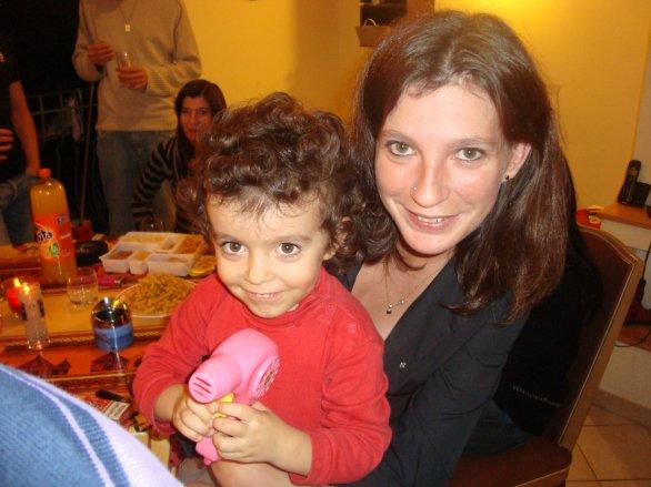 angelique et ma fille