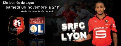 Quel championnat serré! Rennes - Brest  2-1