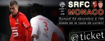 Rennes - Monaco ne soyons pas ...Nulle!