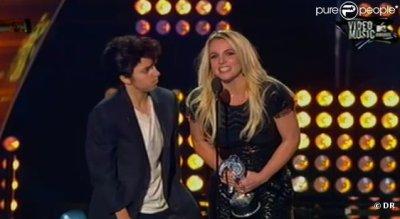 MTV VMA's 2011 : Britney Spears honorée pour l'ensemble de sa carrière