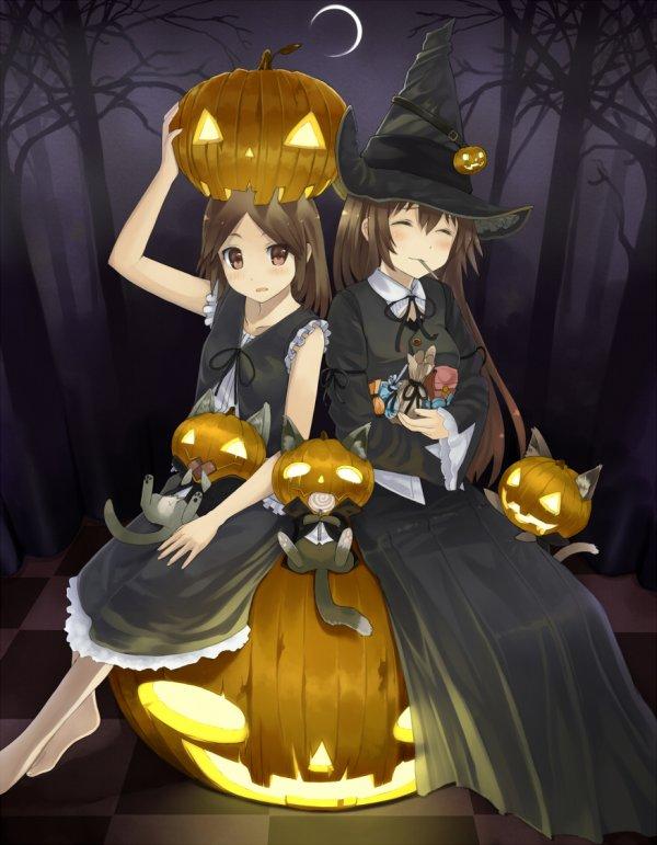 Lendemain d'Halloween
